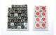 AKAI MPC2500 pushbutton tact switches full set of full set of 55