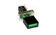 Pushbutton switch green indicator