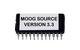 Moog Source OS v 3.3