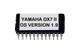 Yamaha DX7 II OS 1.9
