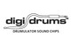 digidrums sound chip