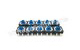 Pushbutton tact switches set of 10