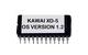 Kawai XD5 OS Version 1.2